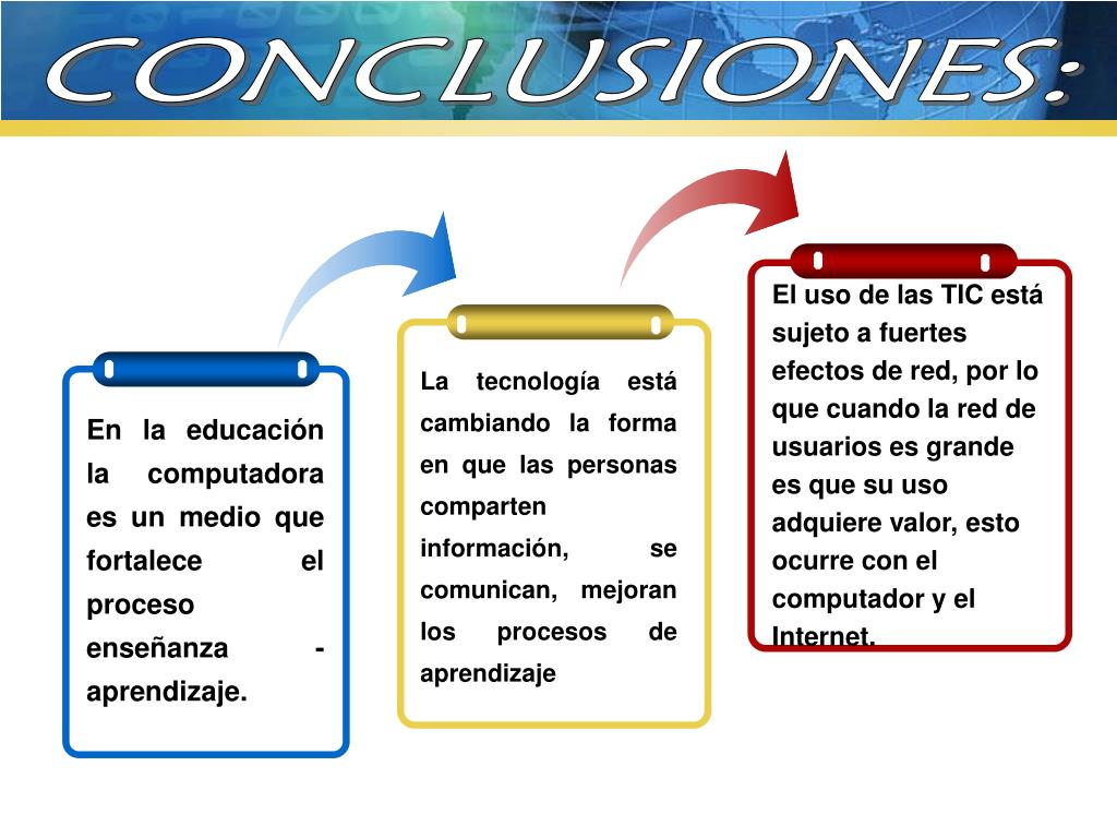 En la educación la computadora es un medio que fortalece el proceso enseñanza - aprendizaje.