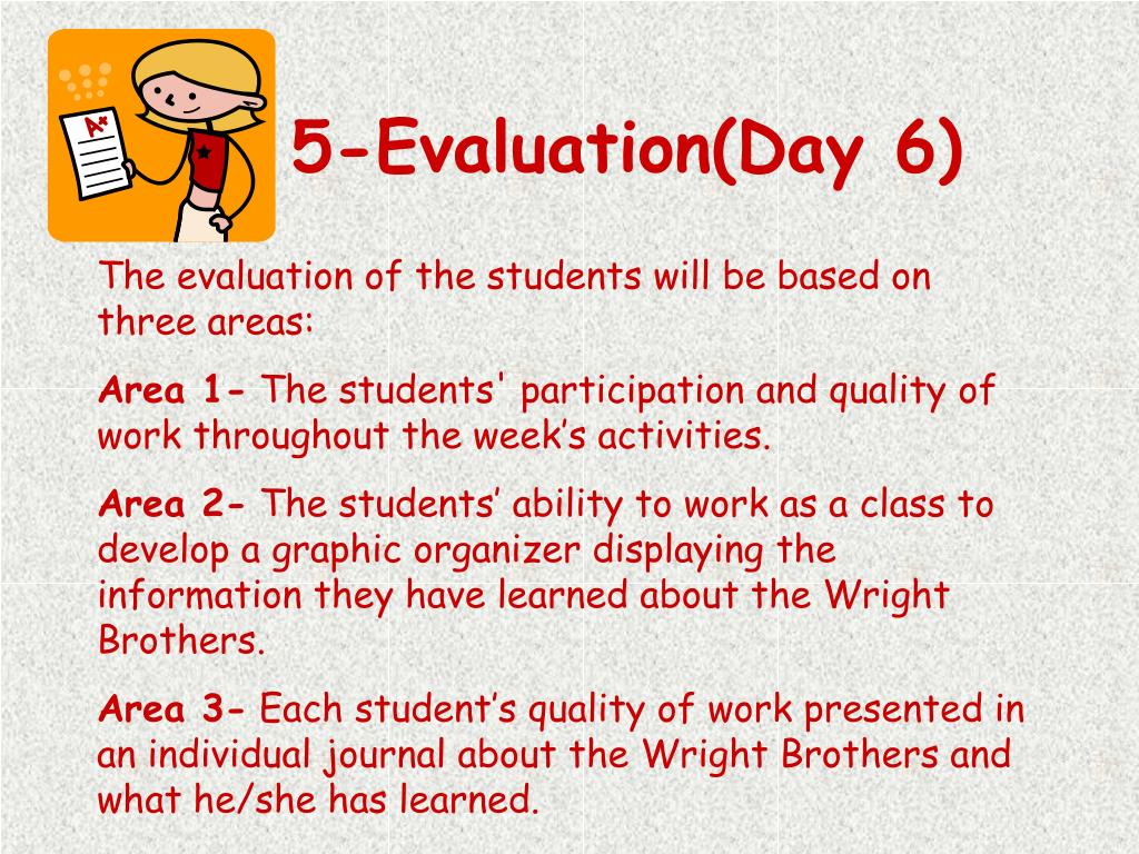 5-Evaluation(Day 6)