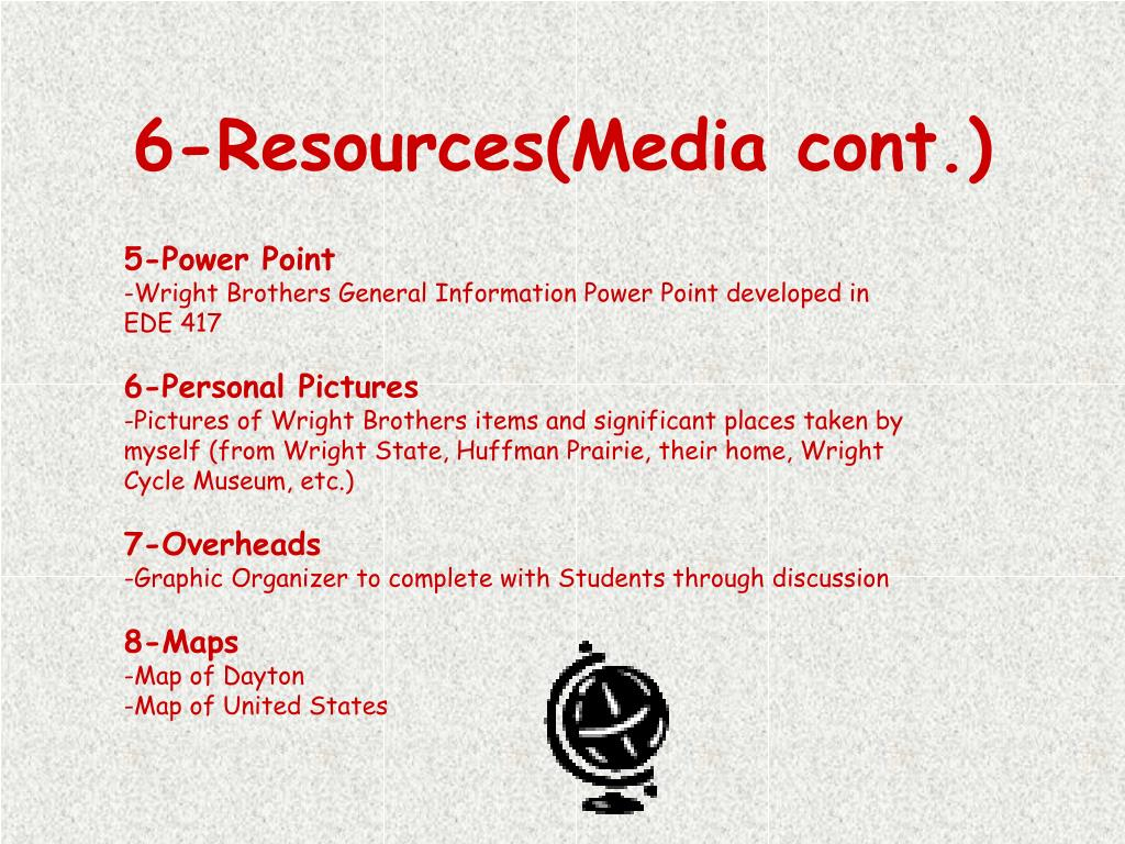 6-Resources(Media cont.)