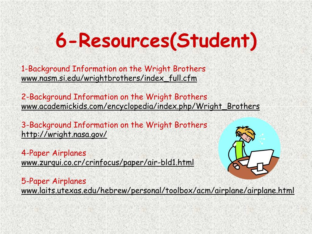 6-Resources(Student)