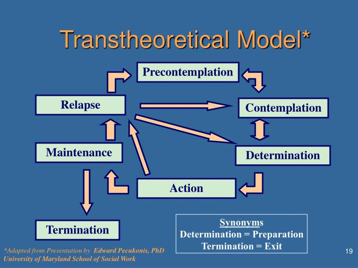 Transtheoretical Model*