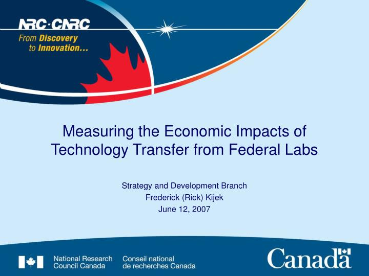measuring economic effects of technical barriers Planning report 04-3measuring economiceffects of technicalbarriers to trade  measuring economic effects of technical barriers to  5-measuring the effects of .