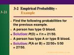 3 2 empirical probability example21