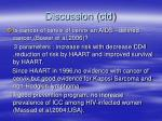 discussion ctd