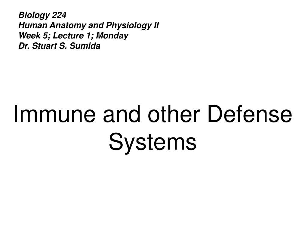 Biology 224