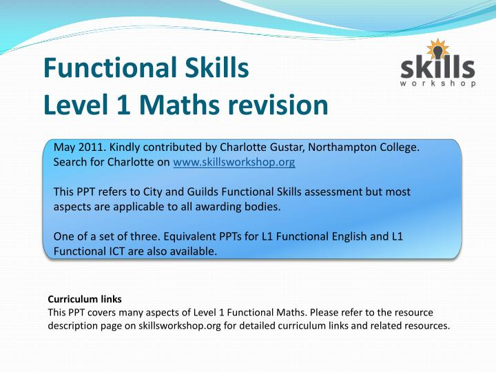 Functional skills level 1 maths revision l.jpg