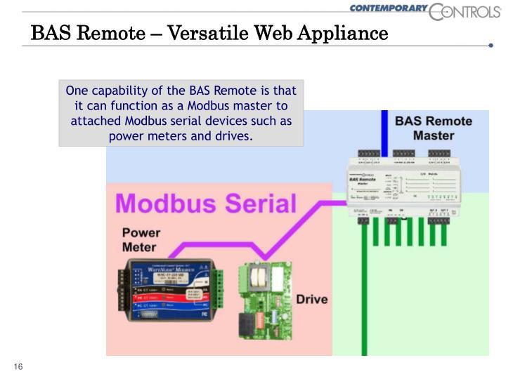 BAS Remote –