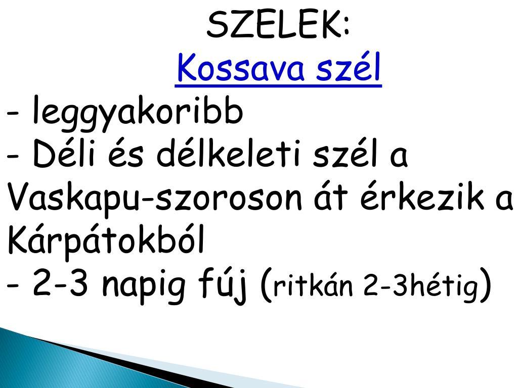 SZELEK: