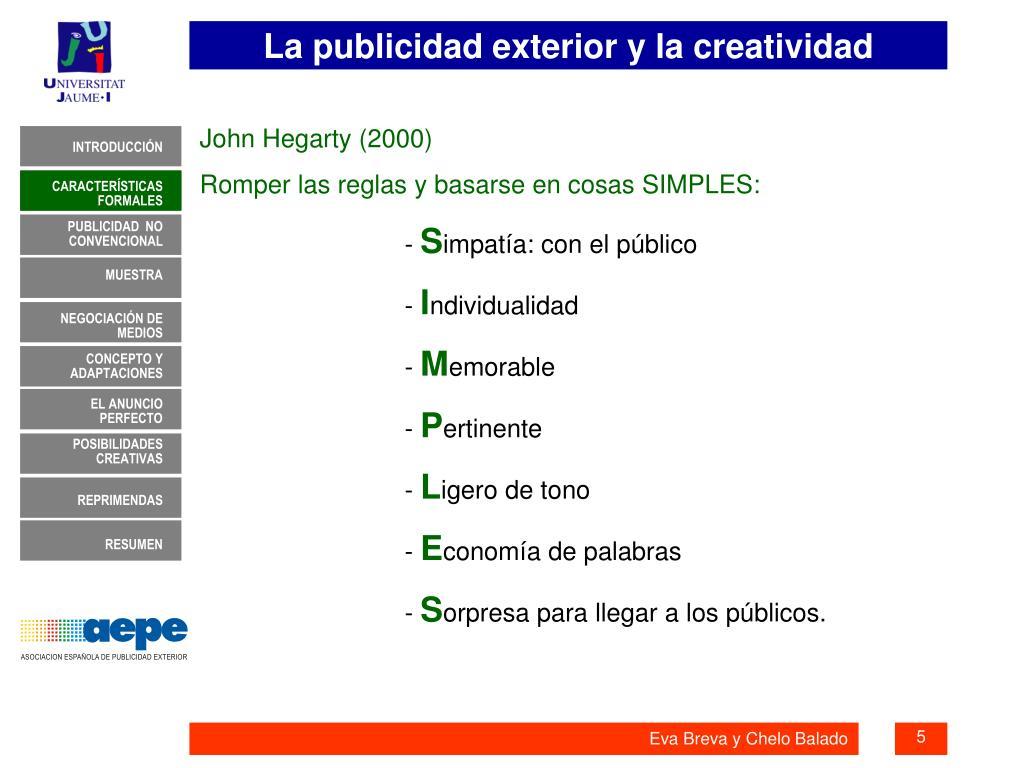John Hegarty (2000)