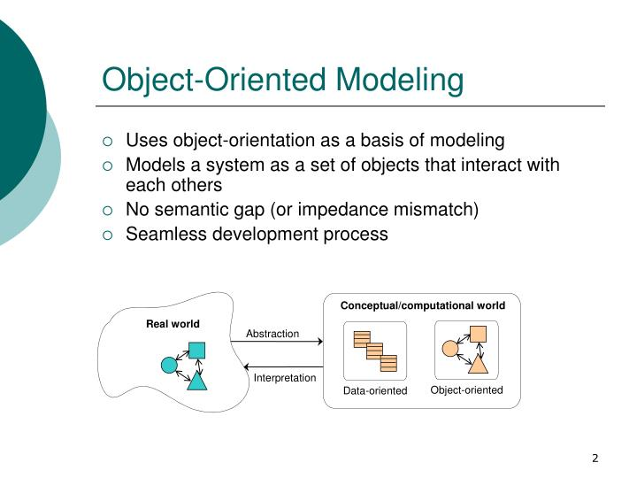 Object oriented modeling l.jpg