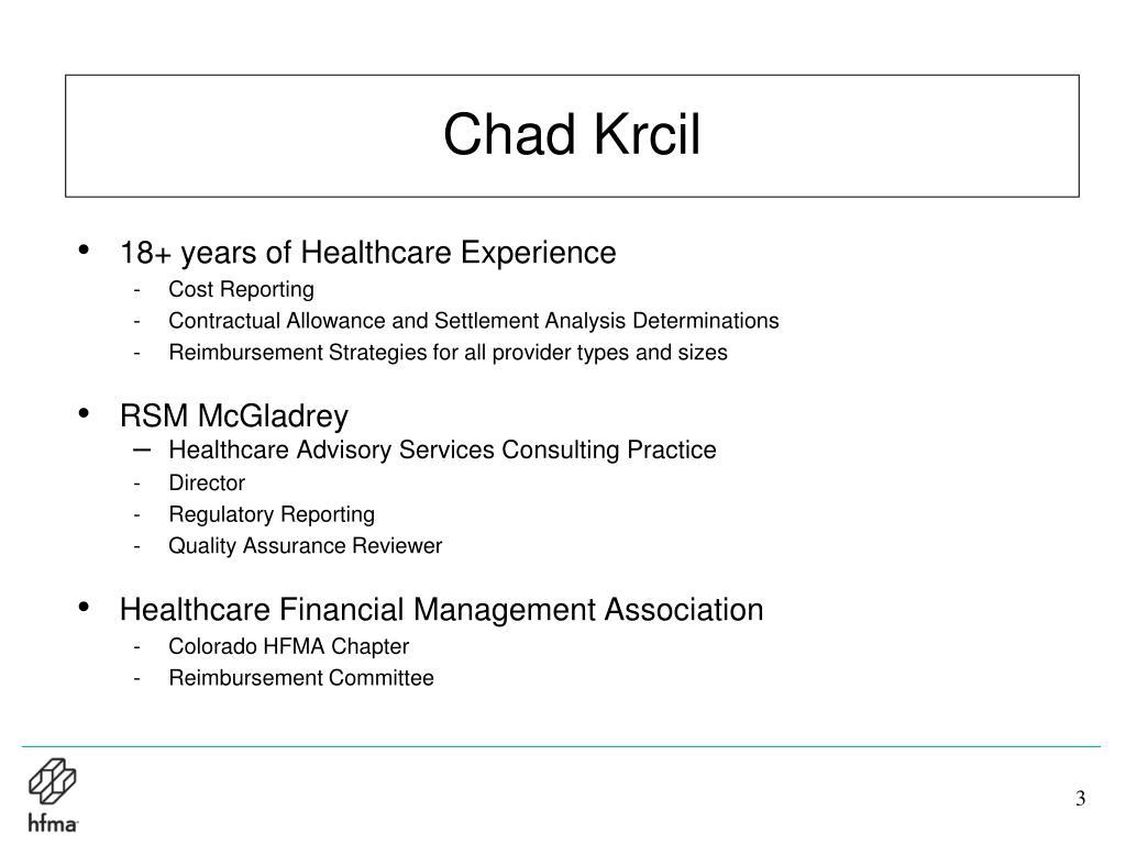 Chad Krcil