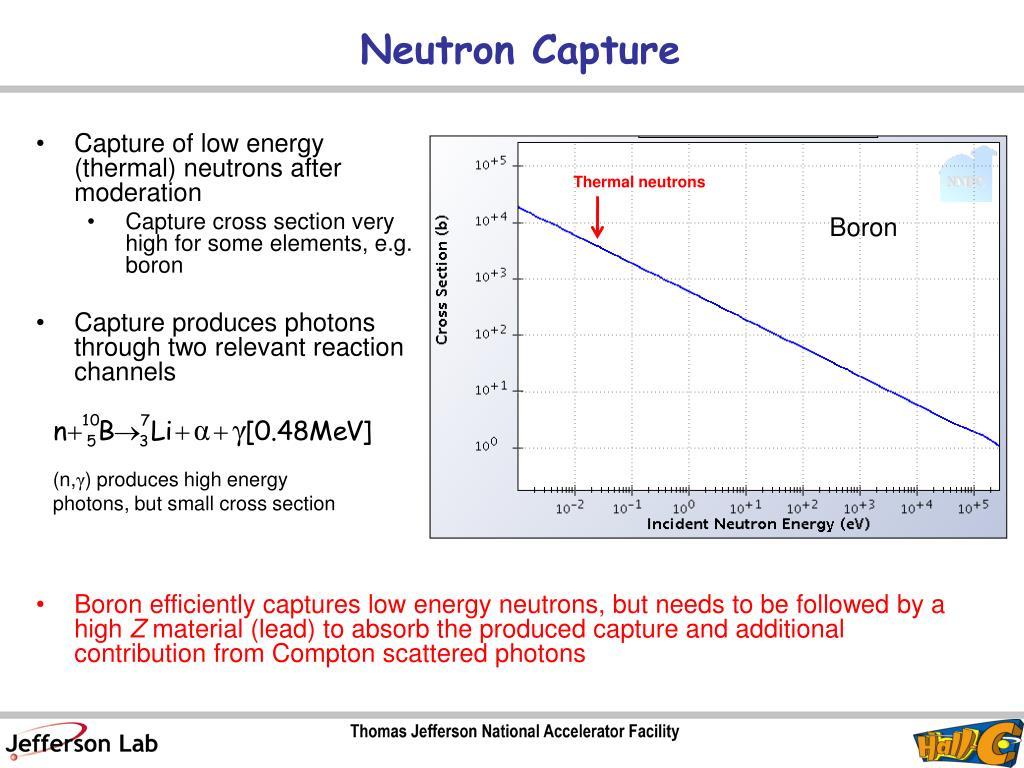 Neutron Capture