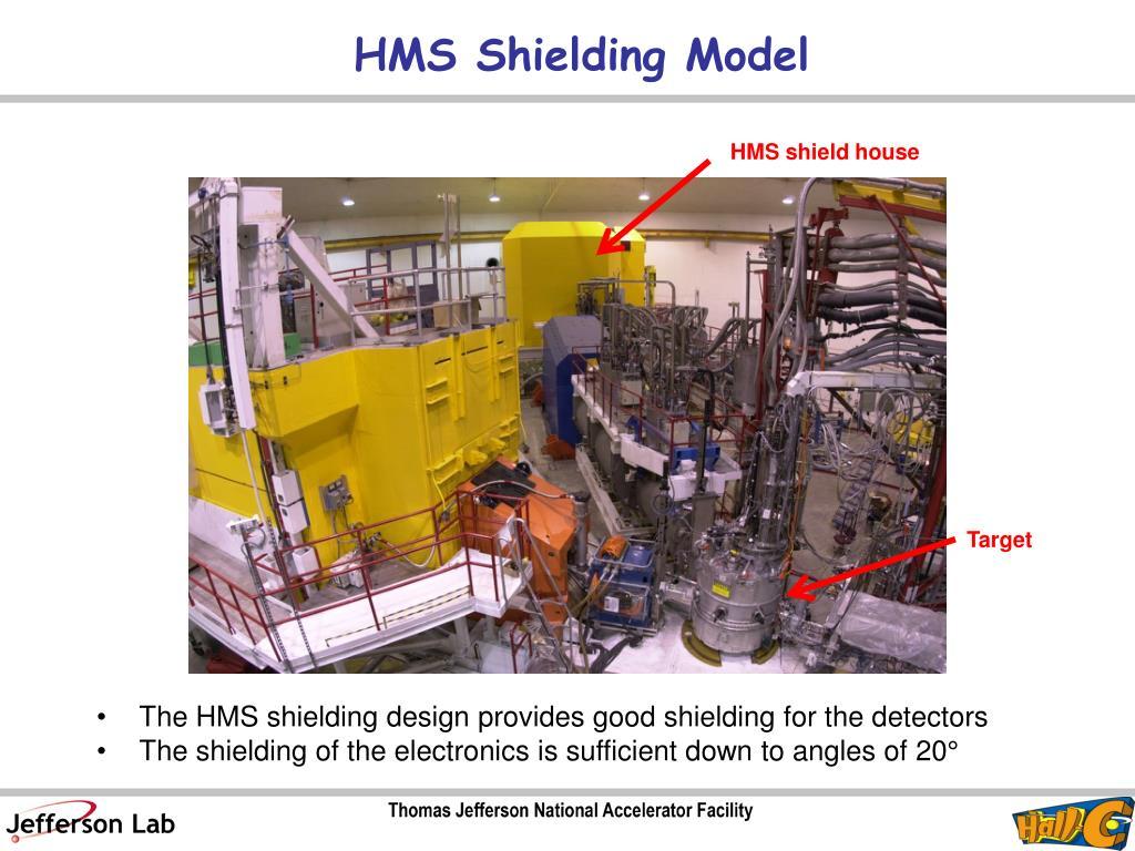 HMS Shielding Model