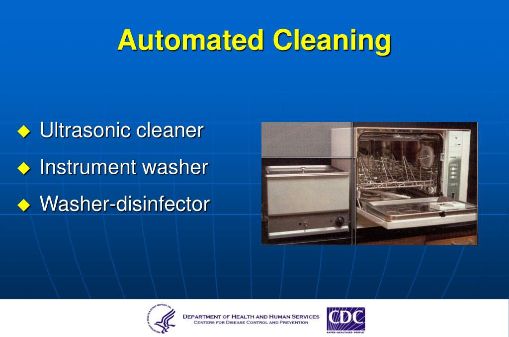 Automated Cleaning