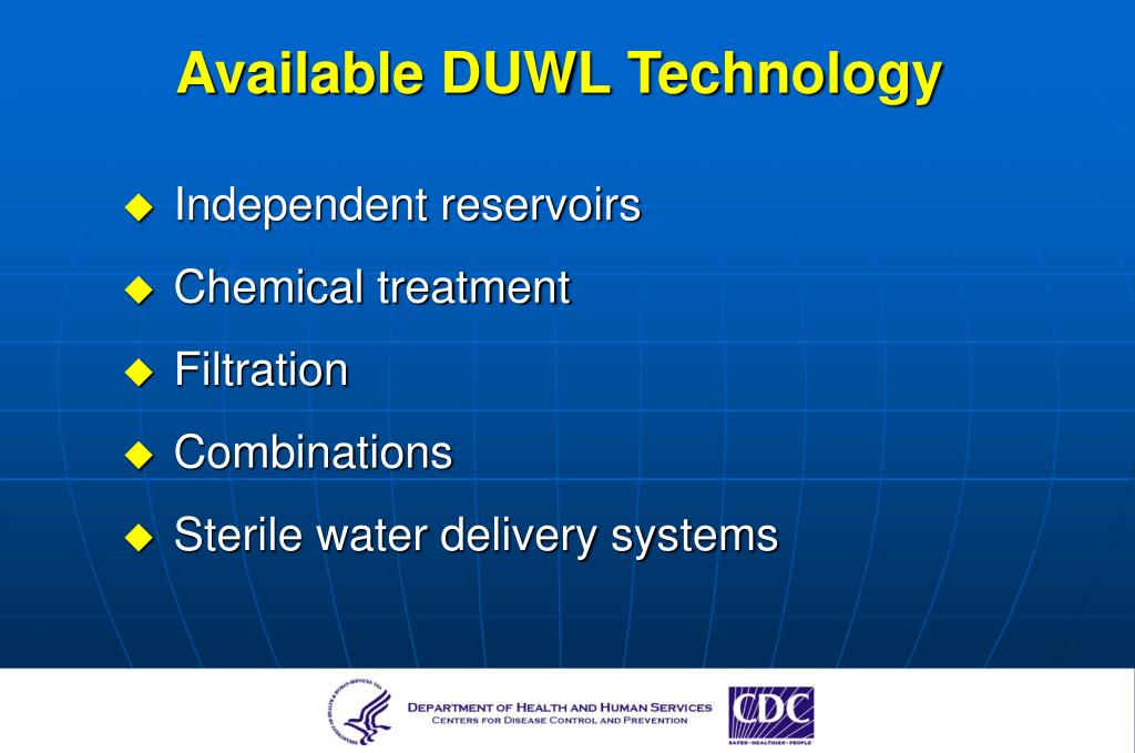 Available DUWL Technology