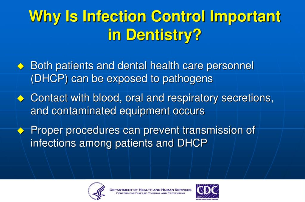 Why Is Infection Control Important