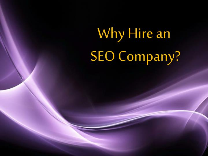 Why Hire an