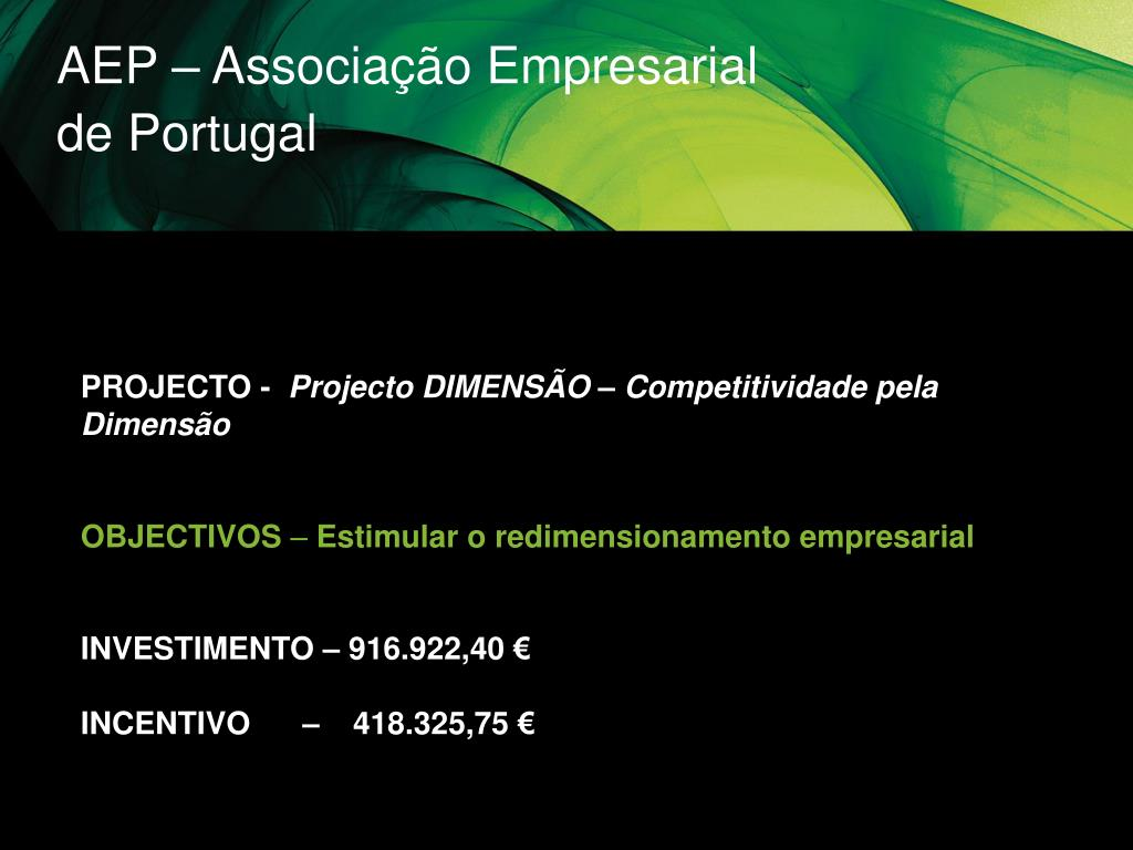 AEP – Associação Empresarial de Portugal