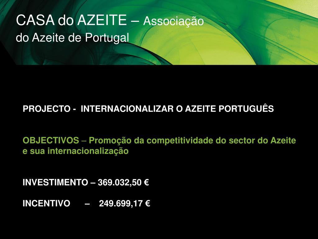 CASA do AZEITE –