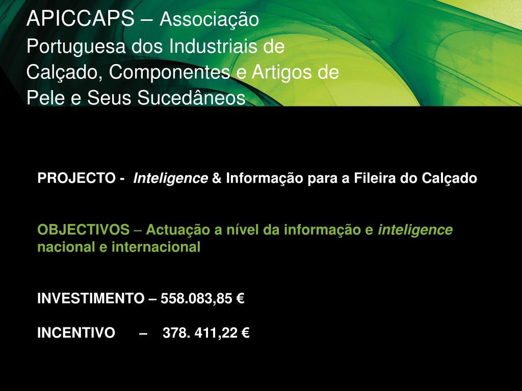 APICCAPS –