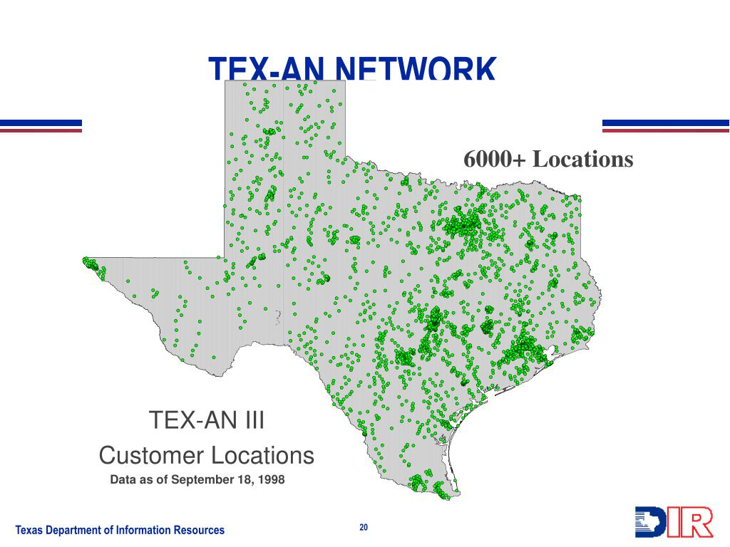 TEX-AN NETWORK