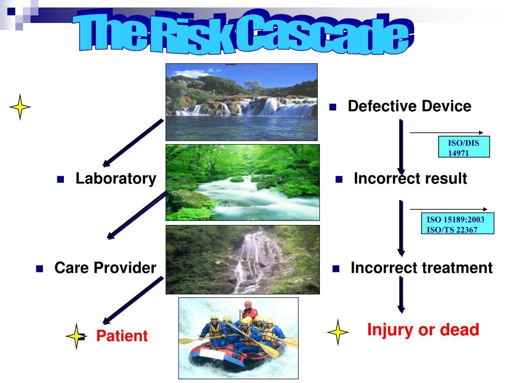 The Risk Cascade