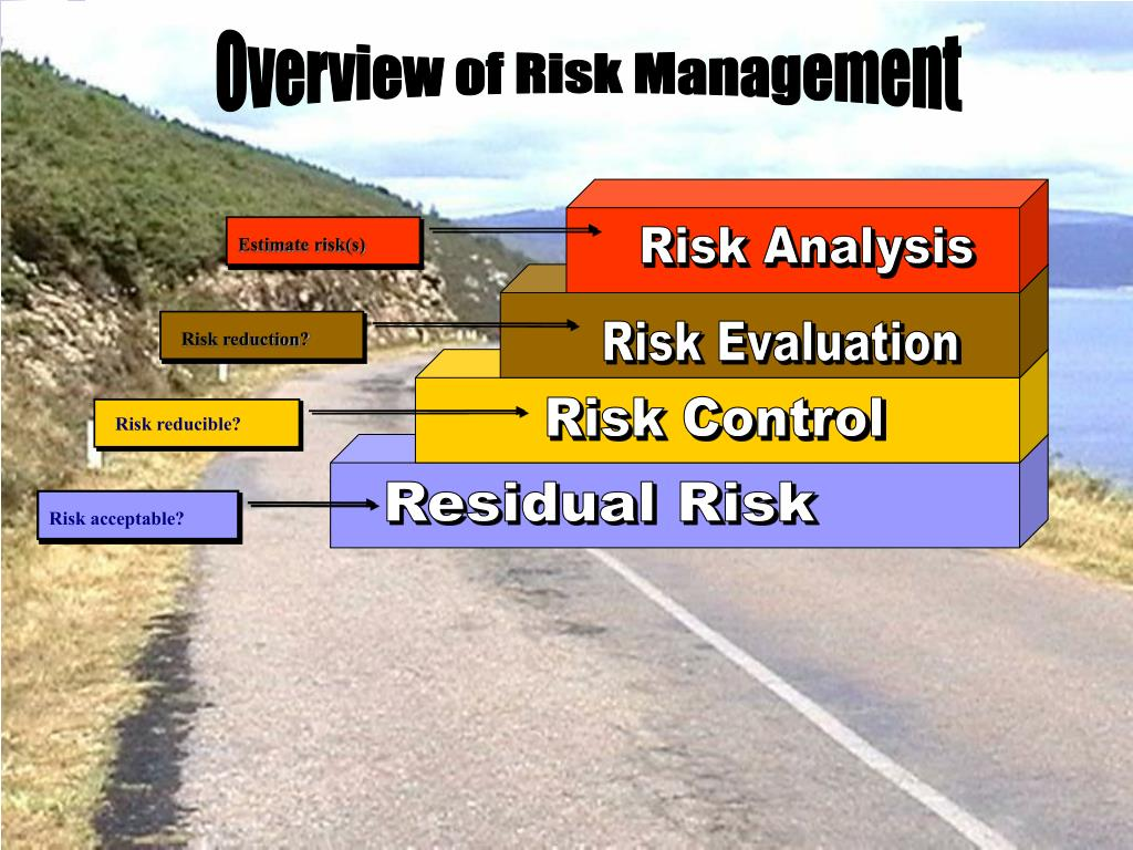 Overview of Risk Management