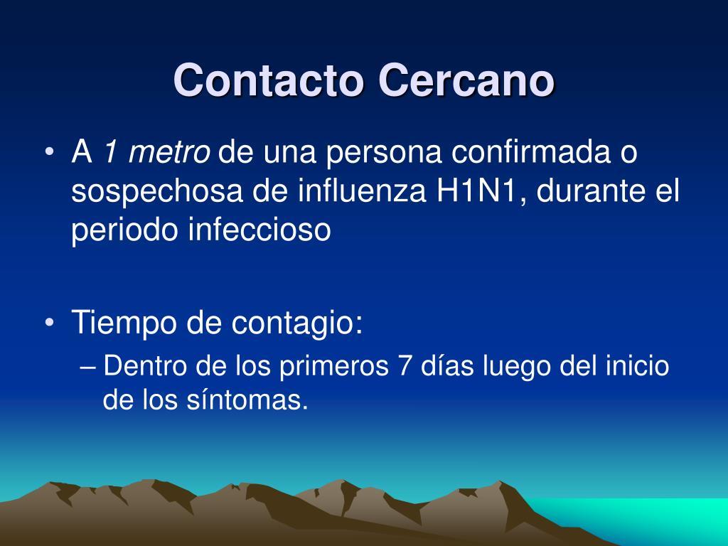 Contacto Cercano
