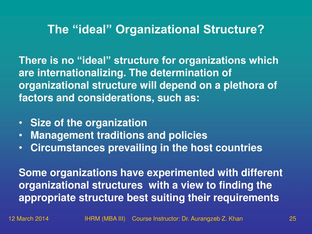 ideal organization How would you describe your ideal job - your ideal work environment your answer to this question should be: progress and contribute to the organization a teamwork-oriented environment in a company that empowers employees to create and take initiatives.
