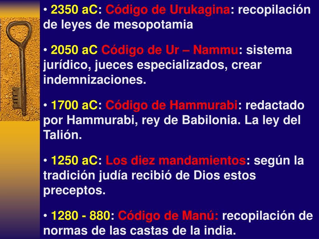 2350 aC