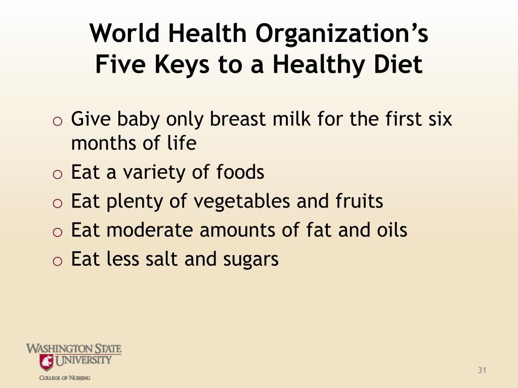 World Health Organization's