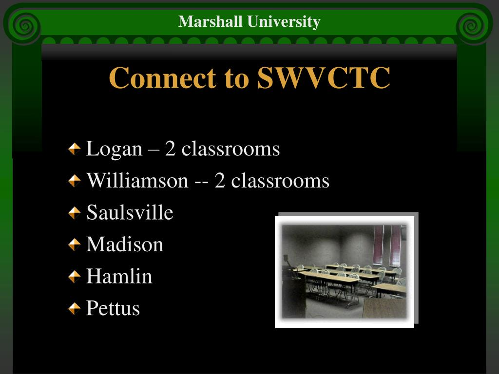 Connect to SWVCTC