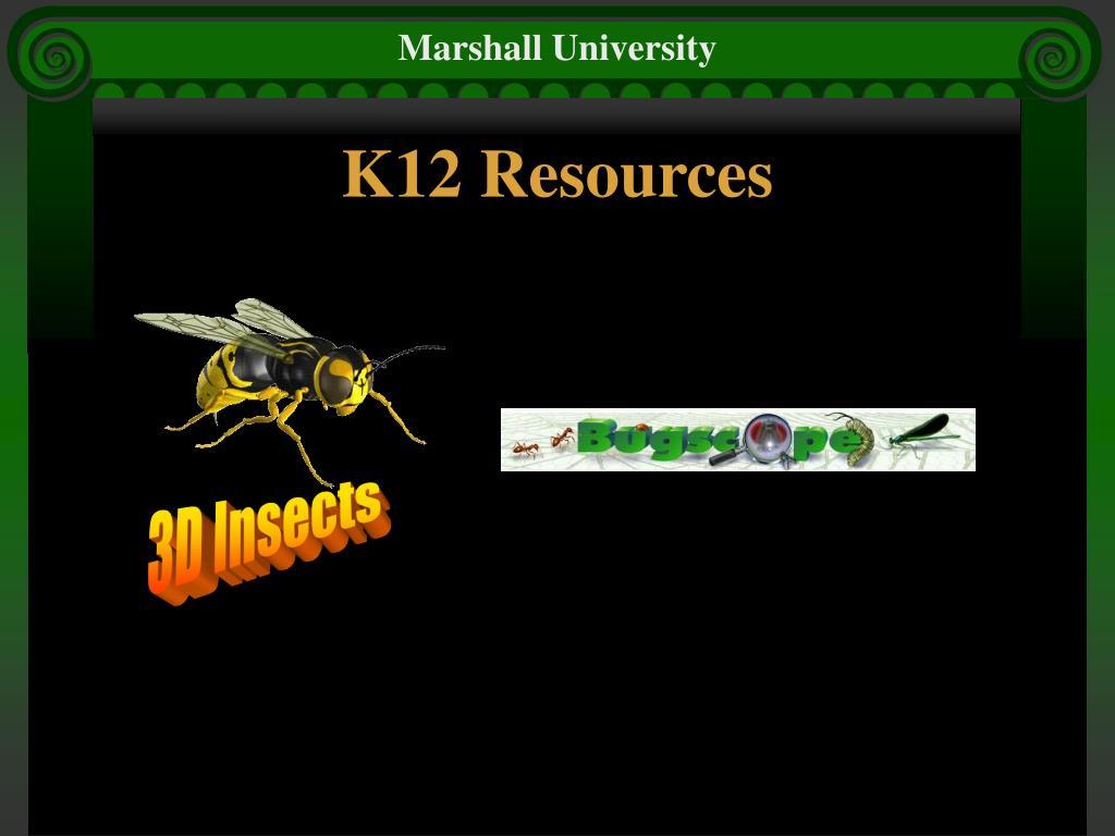 K12 Resources