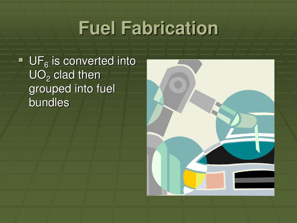 Fuel Fabrication