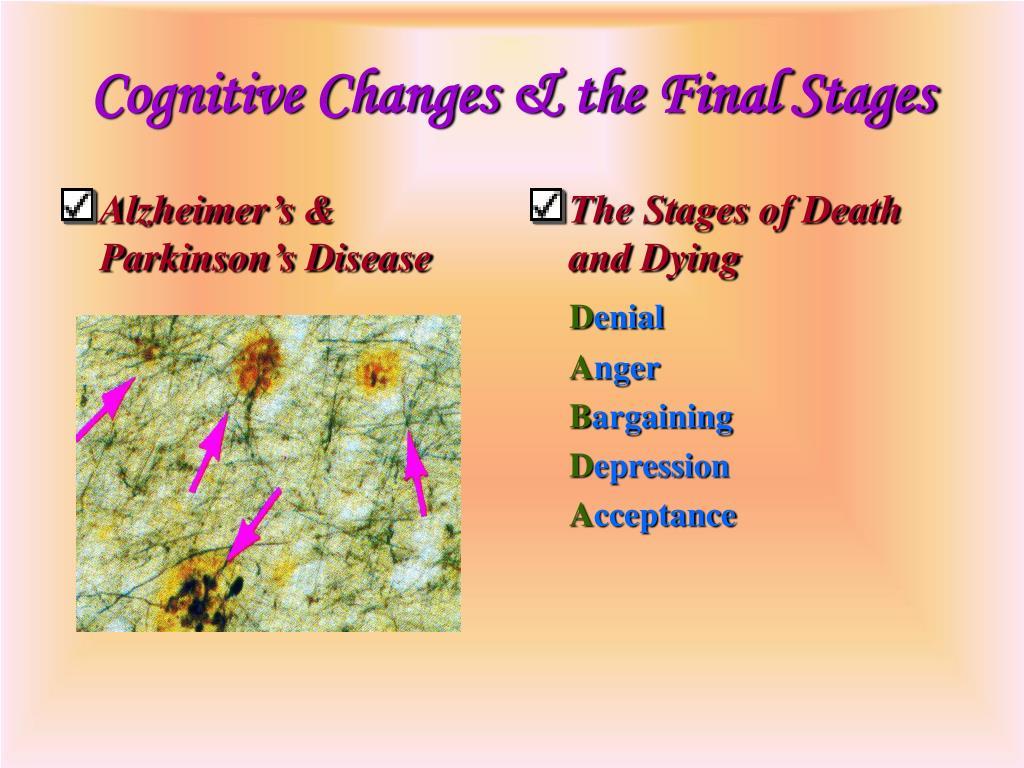 Alzheimer's & Parkinson's Disease