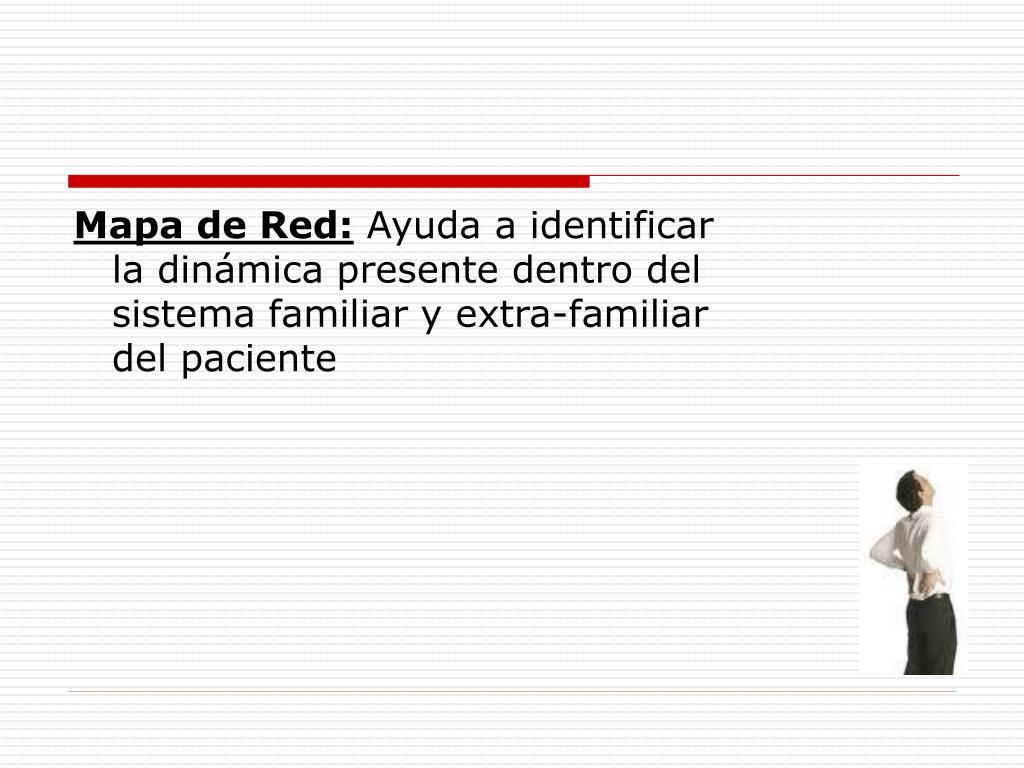 Mapa de Red: