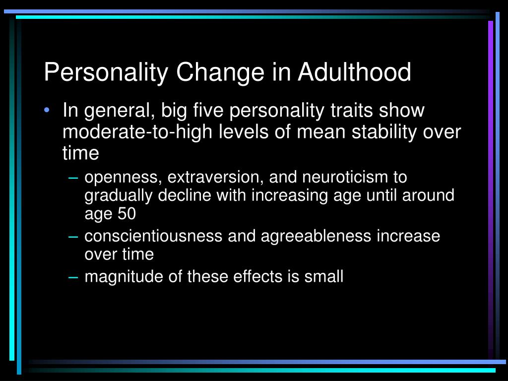 eso how to change personality