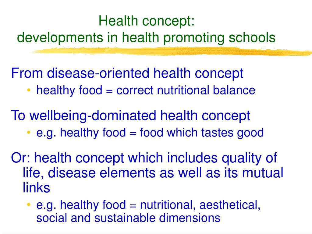 Health concept: