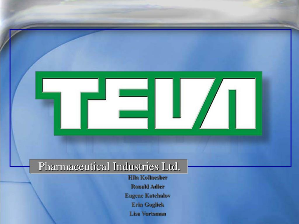 Pharmaceutical Industries Ltd.