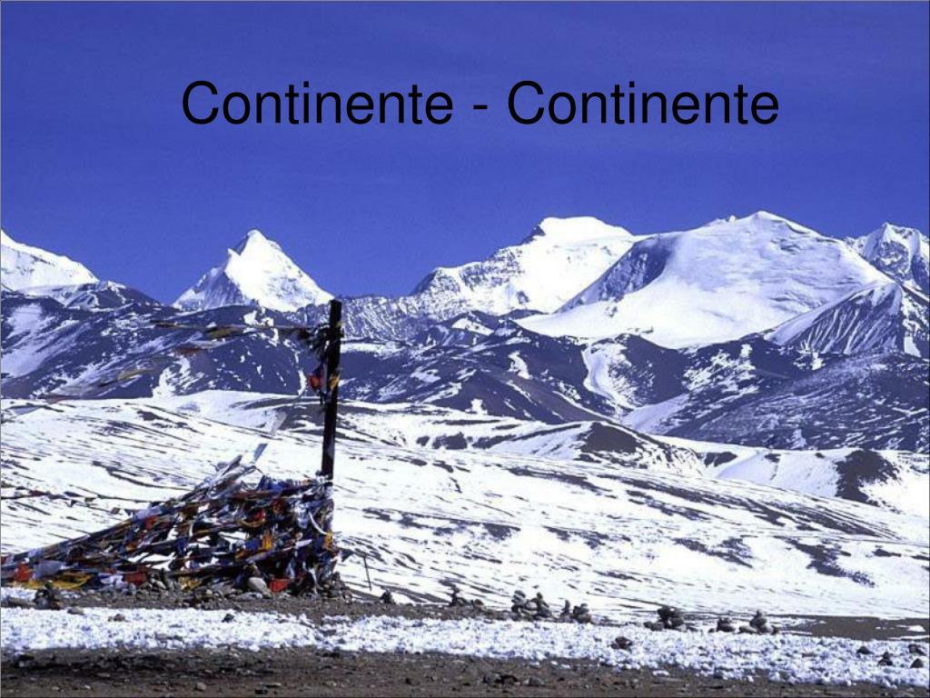 Continente - Continente