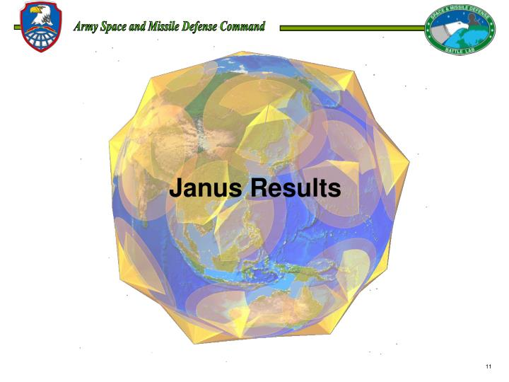 Janus Results