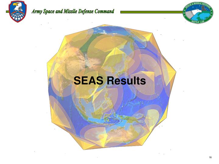 SEAS Results