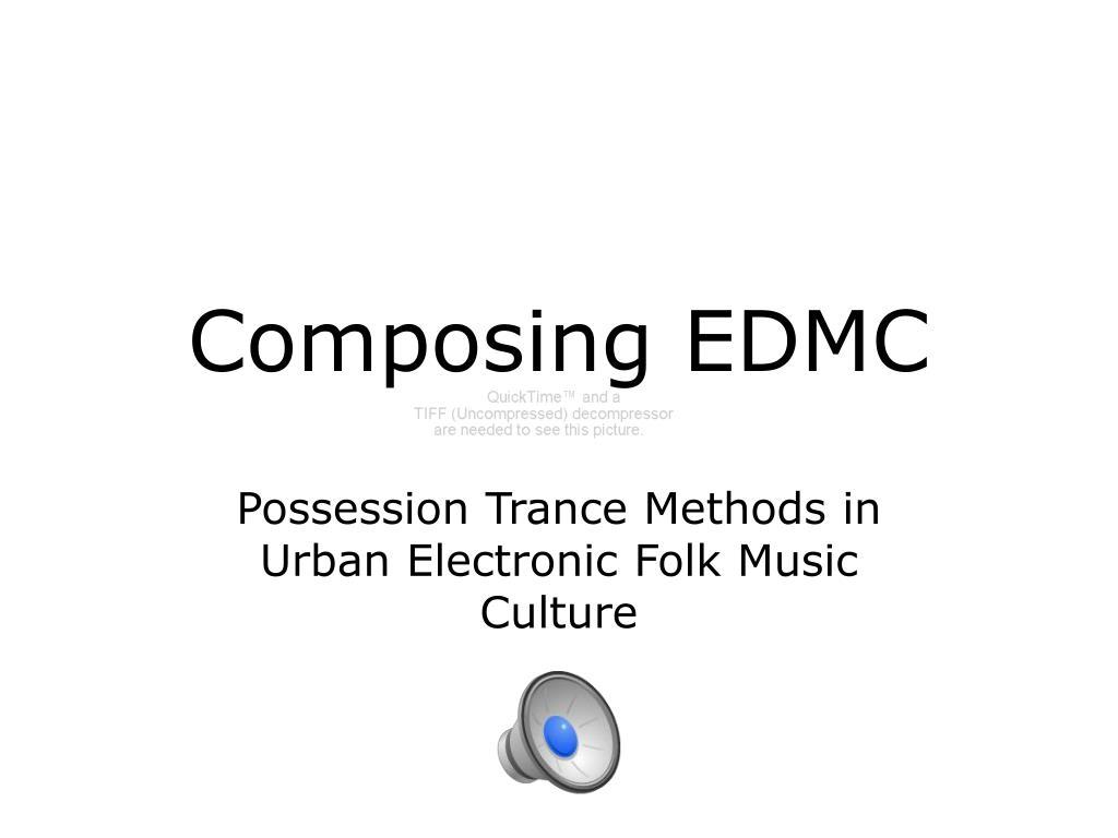 Composing EDMC
