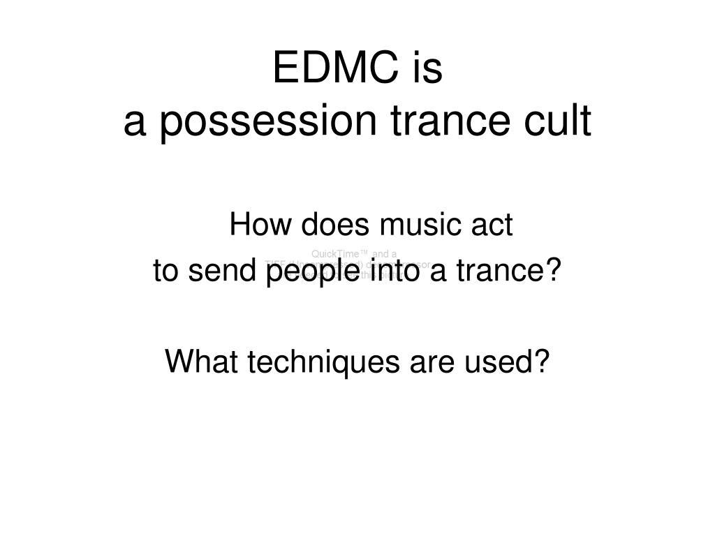 EDMC is