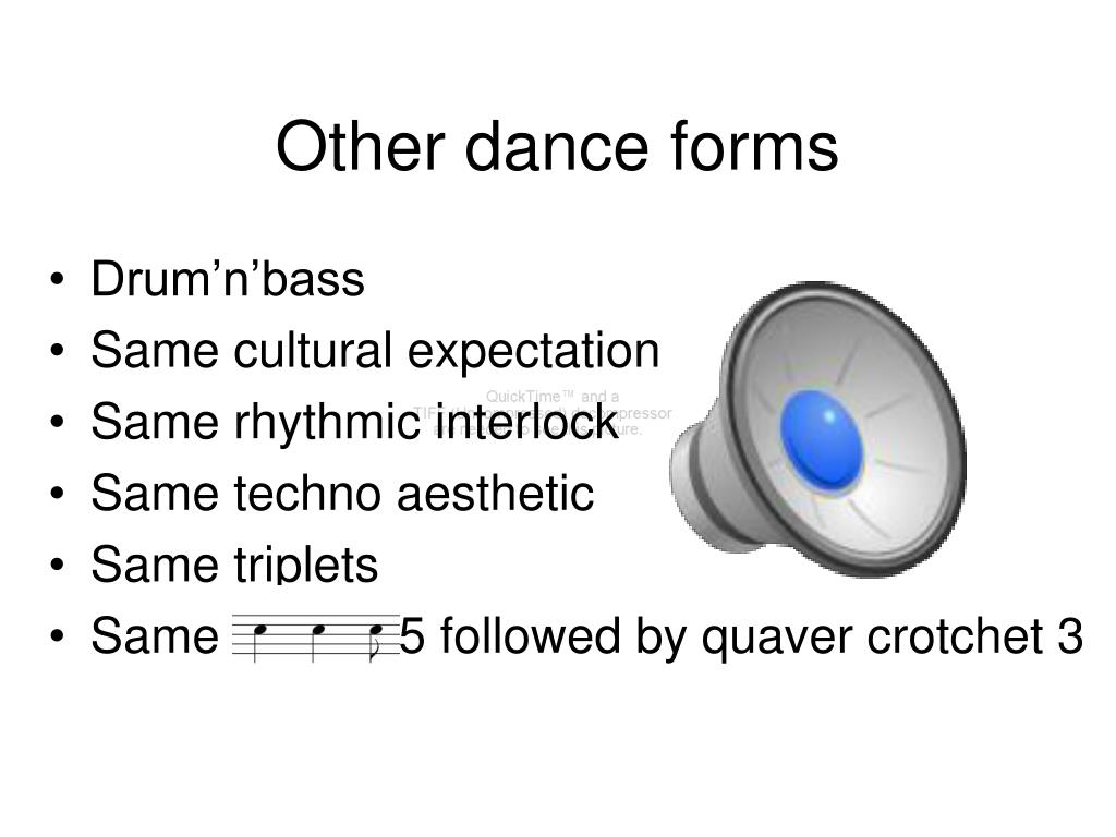 Other dance forms