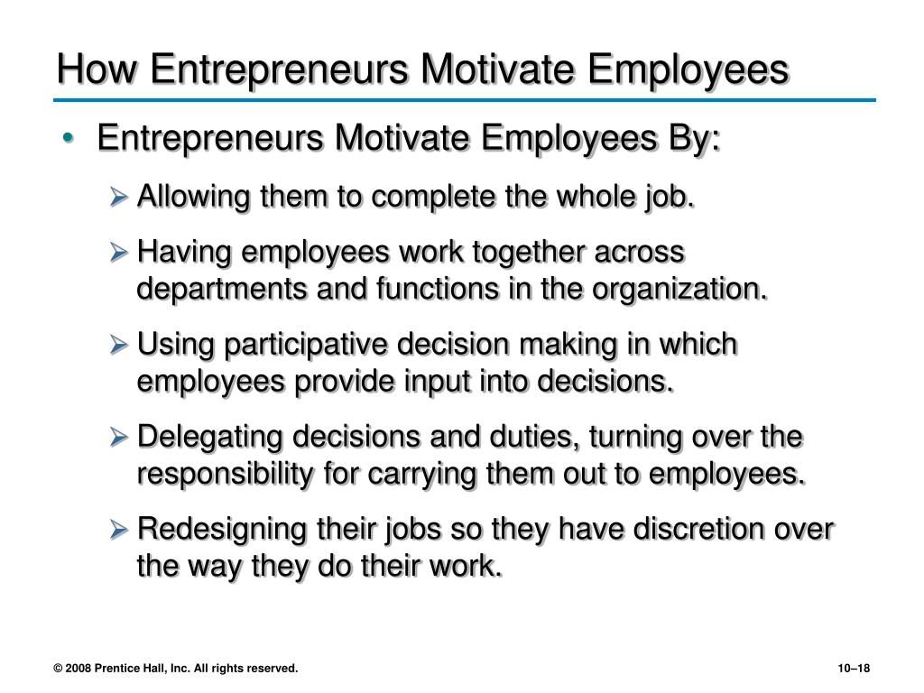 the challenge of motivating employees 10 challenges on employee engagement what are your employees engaged to review your strategic framework and consider whether it expresses – in compelling terms – your organisational purpose, vision, goals, strategies, capabilities and values.
