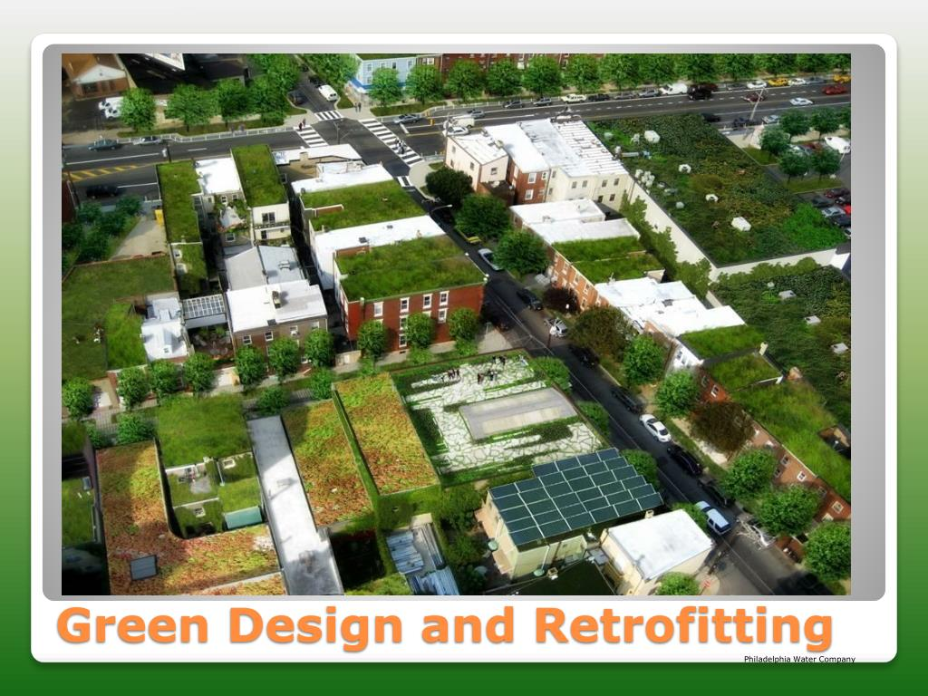 Green Design and Retrofitting