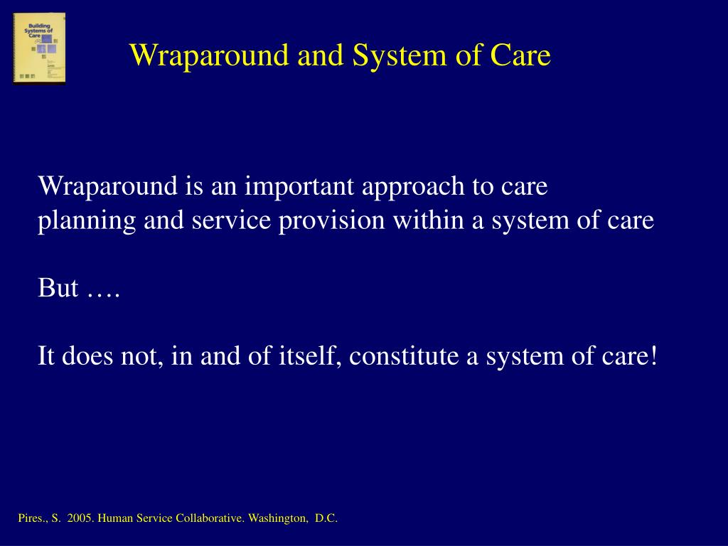 Wraparound and System of Care
