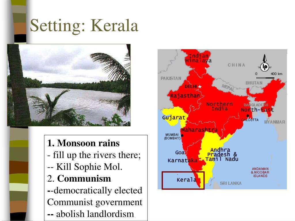 Setting: Kerala