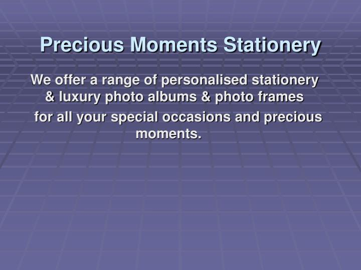 Precious moments stationery l.jpg